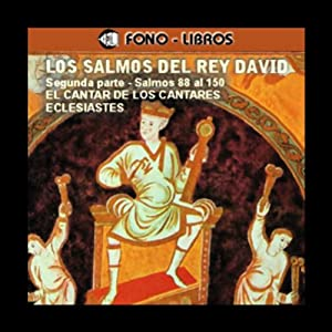 Los Salmos del Rey David Audiobook