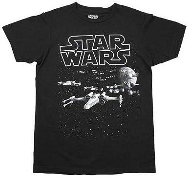 Star Wars Armada Camiseta Negra Para Hombre: Amazon.es: Ropa y accesorios