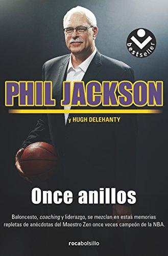 Once anillos (Spanish Edition) [Phil Jackson] (Tapa Blanda)