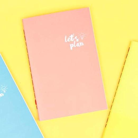 Helio Ferretti Hf Pack de Libretas Create y Note, Papel, Blanco, 14x9x2 cm, 3 Unidades: Amazon.es: Hogar