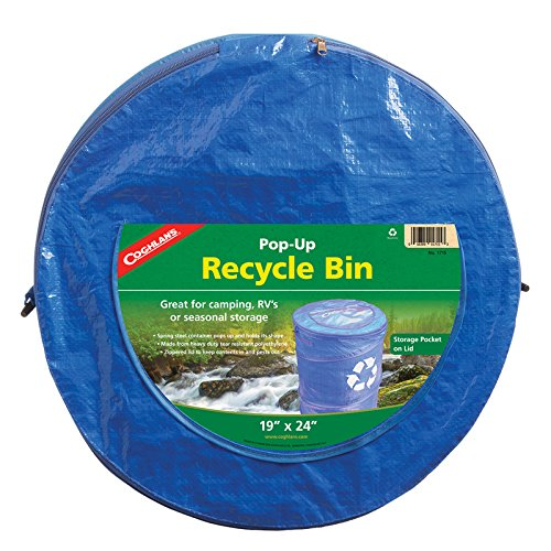 Coghlan's Pop-Up Recycle Bin -