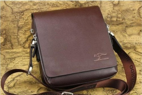 Econoled Men S Genuine Leather Pu Authentic Kangaroo