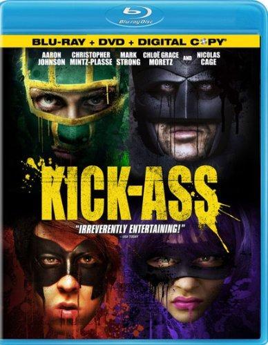 Kick-Ass (Three-Disc Blu-ray/DVD Combo + Digital Copy)