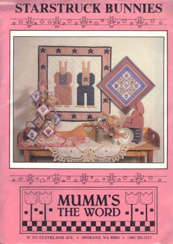 Debbie Mumm Star - Starstruck Bunnies (Wall Quilt Pattern)