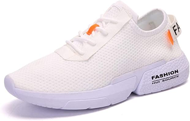 Zapatos Casuales para Hombres Plataforma Antideslizante Malla Transpirable con Cordones Top bajo Tamaño Grande 46 Zapatillas de Deporte para Hombres al Aire Libre: Amazon.es: Zapatos y complementos