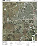 USGS Historical Topographic Map | 2012 Barstow, CA | 24in x 30in Fine Art Print on Heavyweight Matte Paper