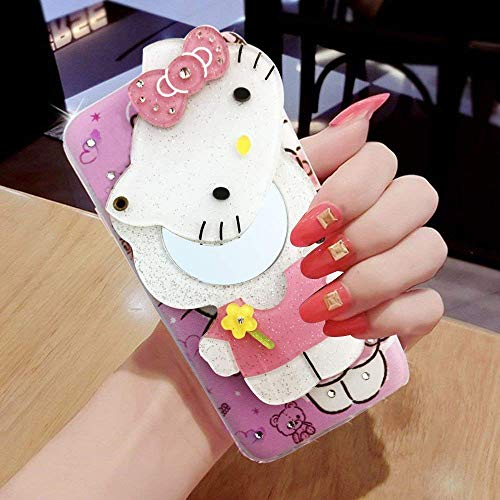 LR APPSTER® Mirror Cute Kitty Special Girl's Designer Back case Cover for Redmi Poco X2 (Colours& Print May Slightly Vary) (B08C5K1P4N) Amazon Price History, Amazon Price Tracker