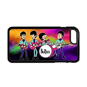 Generic Clear Phone Cases For Kid For Iphone 6 Printing The Beatles Choose Design 4