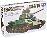 Tamiya Models Russian T-34/76 Tank for sale  Delivered anywhere in USA