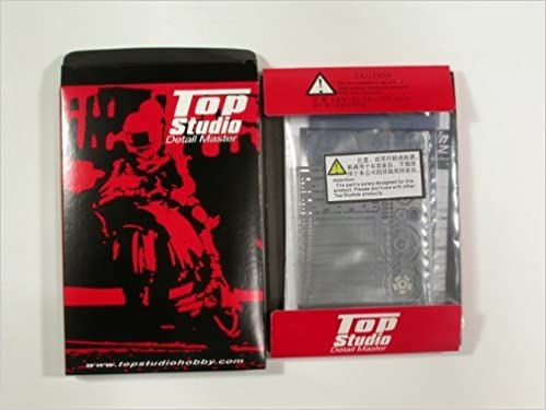 Top Studio Kawasaki ZX-RR NINJA Ninja chain set 1/12 Tamiya ...