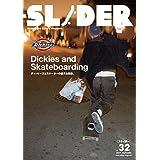 SLIDER 2017年Vol.32 小さい表紙画像