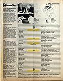 REVOLUTION N? 510 du 08-12-1989 ANTICOMMUNISME - POURQUOI PAR JOUARY - G. STREIFF - GUY PELACHAUD - J.PAUL JOUARY - ALBERT JACQUARD - HELENE AMBLARD - ROLAND WEYL PAR COLPIN - BOXE - RENE JACQUOT PAR RASPAUD - MATHEMATIQUES PAR HUET - PABLO DE LA HIGUERA - APRES MALTE PAR J. DIMET - PORTUGAL PAR JEAN LEVY - R.D.A. - RACINES D'UNE CRISE PAR FUSHAMN - U.R.S.S. - LE FIL D'OCTOBRE PAR GORBATCHEV - 1989 L'ANNEE DES REVOLUTIONS PAR STREIFF - J. KAZANDJIAN - MONTREUIL - DEBAT - MARS...