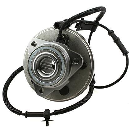 WJB WA515078 - Front Wheel Hub Bearing Assembly - Cross Reference: Timken HA590156 / Moog 515078 / SKF BR930741