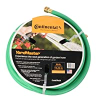 Continental Contitech Yardmaster Heavy Duty Green Garden Hose, 1/2