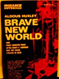 Monarch Notes on Huxley's Brave New World, Point Counter Point and Other Works, Gannon, Paul, 0671007149