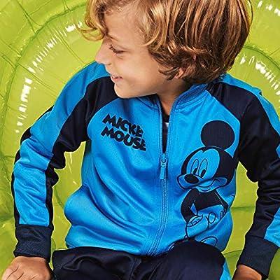 Chándal Mickey (Talla: 6): Amazon.es: Deportes y aire libre