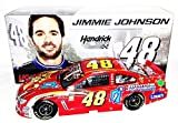 'AUTOGRAPHED 2013 Jimmie Johnson #48 Lowe''s Foundation Racing HOLIDAY (Sam Bass Design) SIGNED Lionel 1/24 NASCAR Diecast Christmas Car with COA (#305 of only 600 produced!) '