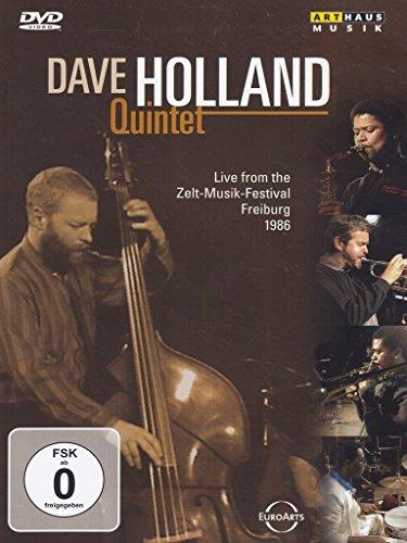 Price comparison product image Dave Holland Quintet - Live from the Zelt-Musik-Festival, Freiburg 1986
