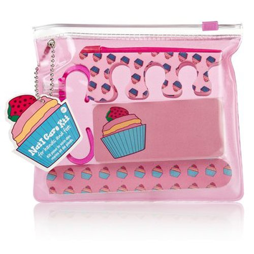Cupcake Nail Care Kit by NPW
