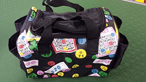 Mini Duffle Bingo Bag (Mini Bingo)