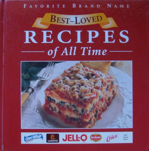 Favorite Brand Name Best-loved Recipes of All Time PDF