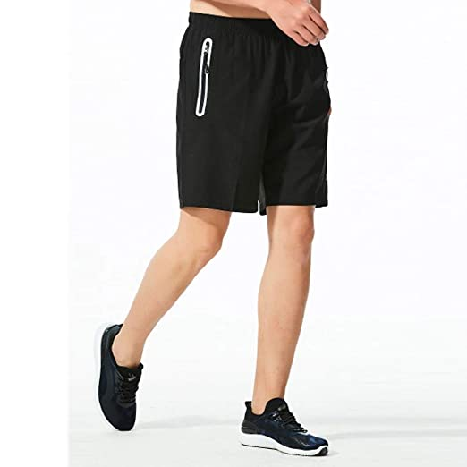 5997fe60b53 Kstare Men Shorts Pants Leggings Pockets Workout Outdoor Track Quick Dry  Swim Bathing Suit Beach Short Hawaiian Trunks | Amazon.com