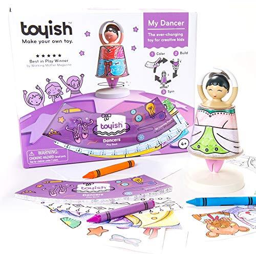 Toyish Award Winning Girls Toys For Toddler Preschool Kids