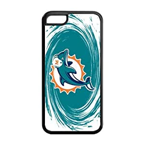 Custom Miami Dolphins NFL Series Back Cover Case for iphone 4/4s iphone 4/4s JNipad iphone 4/4s-1097
