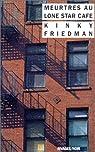 Meurtres au Lone Star Café par Friedman