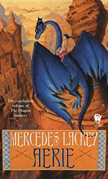 Aerie by Mercedes Lackey science fiction and fantasy book and audiobook reviews