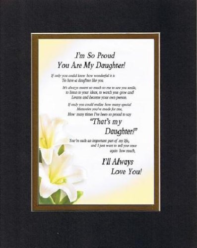 I Love My Daughter Poems 6
