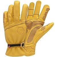 StoneBreaker Gloves Horseman Extra Large Work Glove, X-Large, Yellow by StoneBreaker Gloves