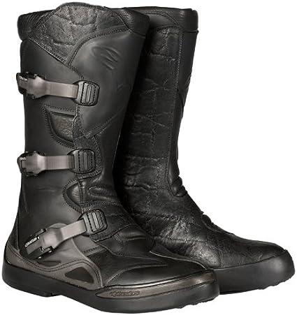 Alpinestars Durban Gore Tex Stiefel Farbe Schwarz Größe 10 44 5 Sport Freizeit