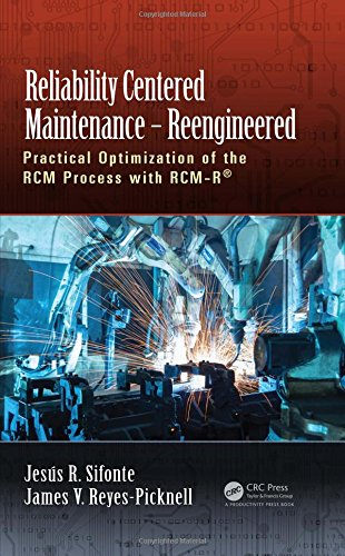 Reliability Centered Maintenance – Reengineered: Practical Optimization of the RCM Process with RCM-R