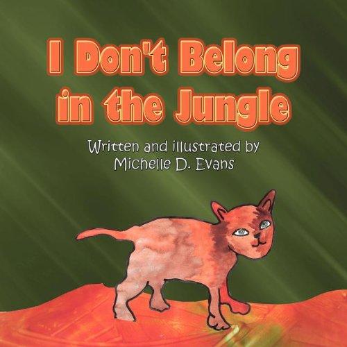 I Don't Belong in the Jungle pdf