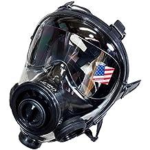 SGE 1 Gas Mask/Respirator 400/3, Medium/Large