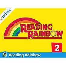 Reading Rainbow - Animal Café