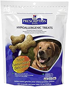 50%OFF Hills Hypoallergenic Treats