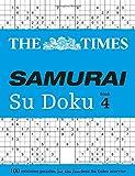 The Times Samurai Su Doku 4 (Times Mind Games)
