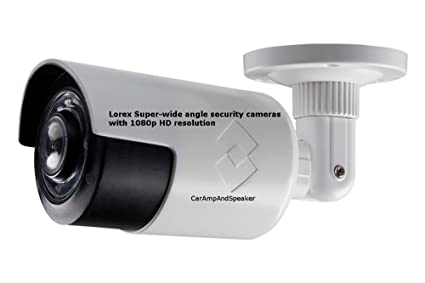 amazon com lorex lbv2561u wide angle security camera with 1080p hd
