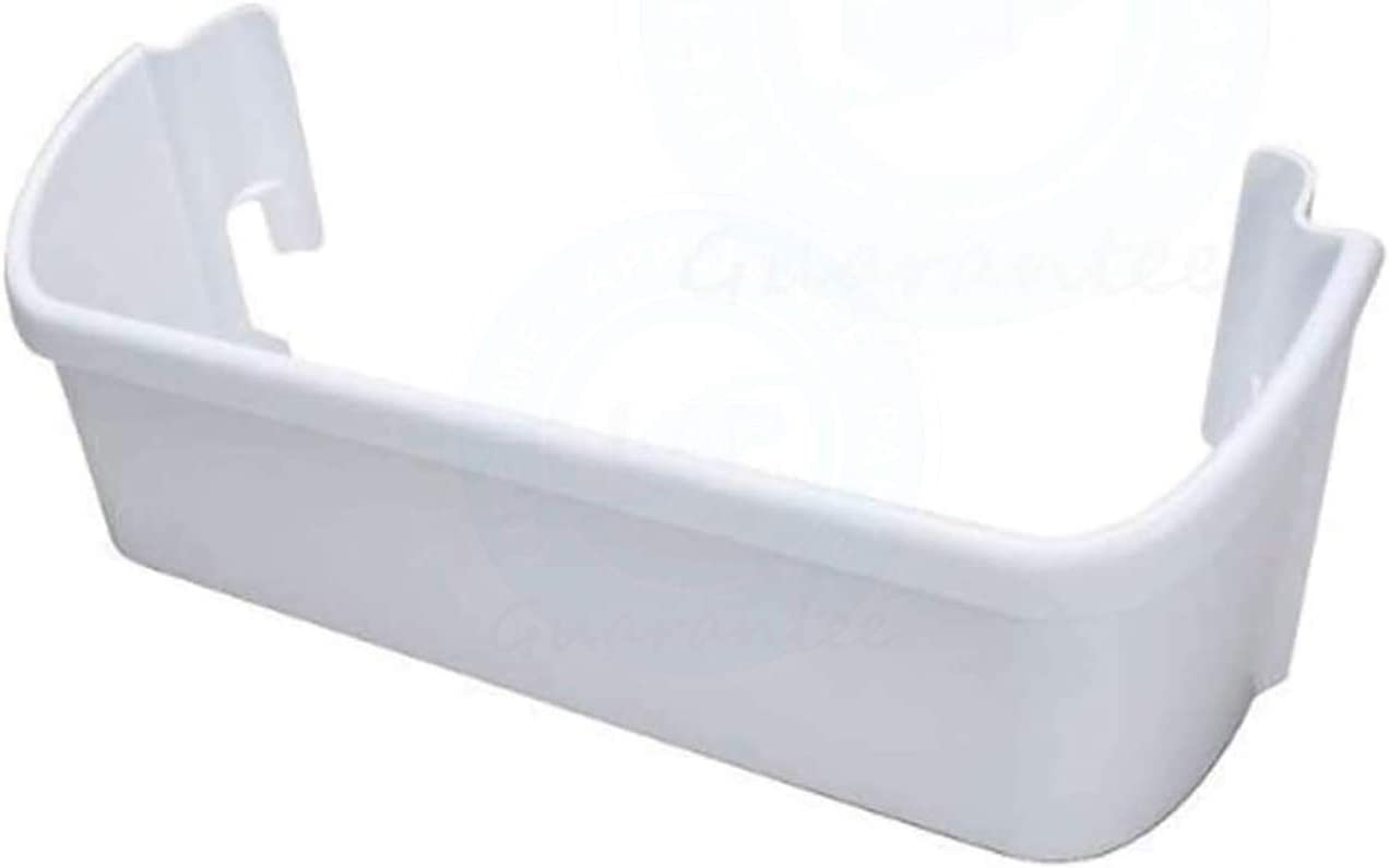 UpStart Components Brand 2-Pack 240323001 Refrigerator Door Bin Replacement for Frigidaire FFHS2611LBB Refrigerator Compatible with 240323001 White Door Bin
