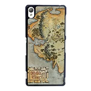 Sony Xperia Z3 Phone Case The Hobbit Case Cover SP7P565069