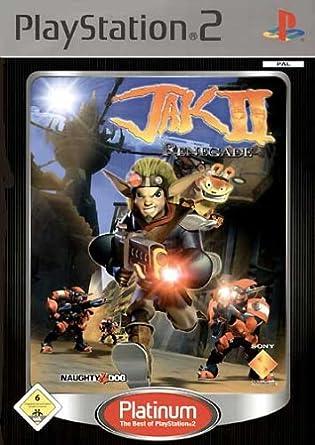 Jak 2 Renegade Platinum Playstation 2 Amazonde Games