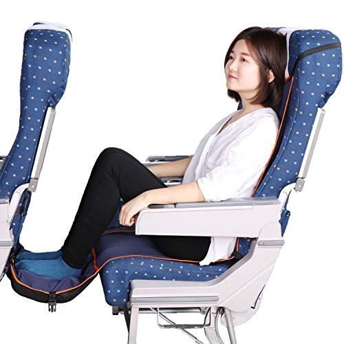 Travel Bread Updated Version Airplane Footrest Hammock