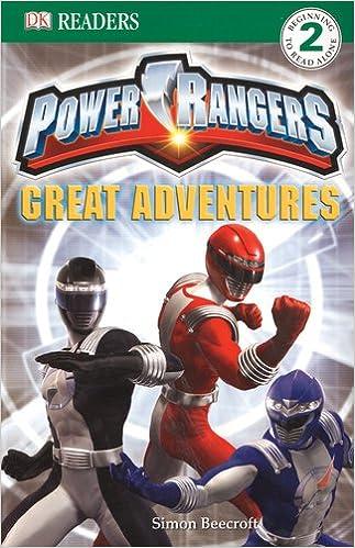 Download online DK Readers L2: Power Rangers: Great Adventures PDF, azw (Kindle), ePub, doc, mobi