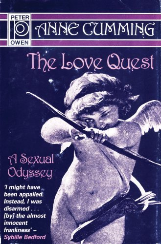 The Love Quest by Anne Cumming (1991-08-01)