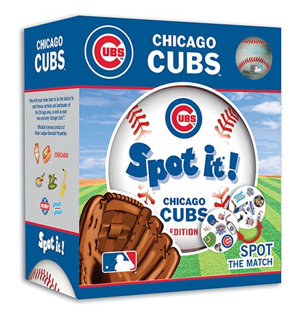 Spot It! MLB Chicago Cubs