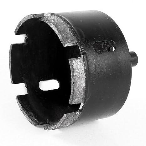 65mm eDealMax Negro Dia Mármol Granito agujero herramienta ...