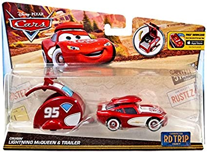Amazon Com Disney Pixar Cars Carburetor County Road Trip