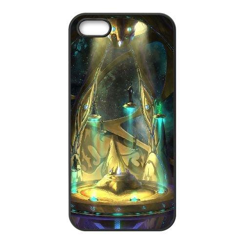 X1M54 StarCraft II Z7B2PW coque iPhone 4 4s cellulaire cas de téléphone couvercle coque noire IJ0MIB8GN